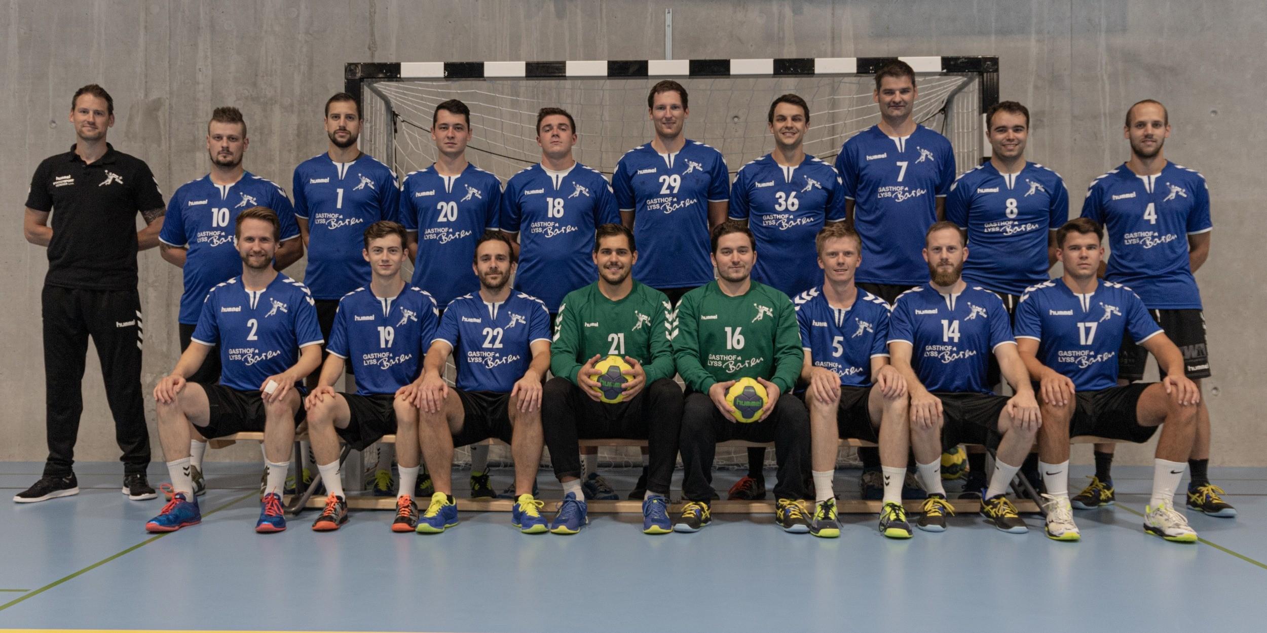 Handball 2.Liga Männer